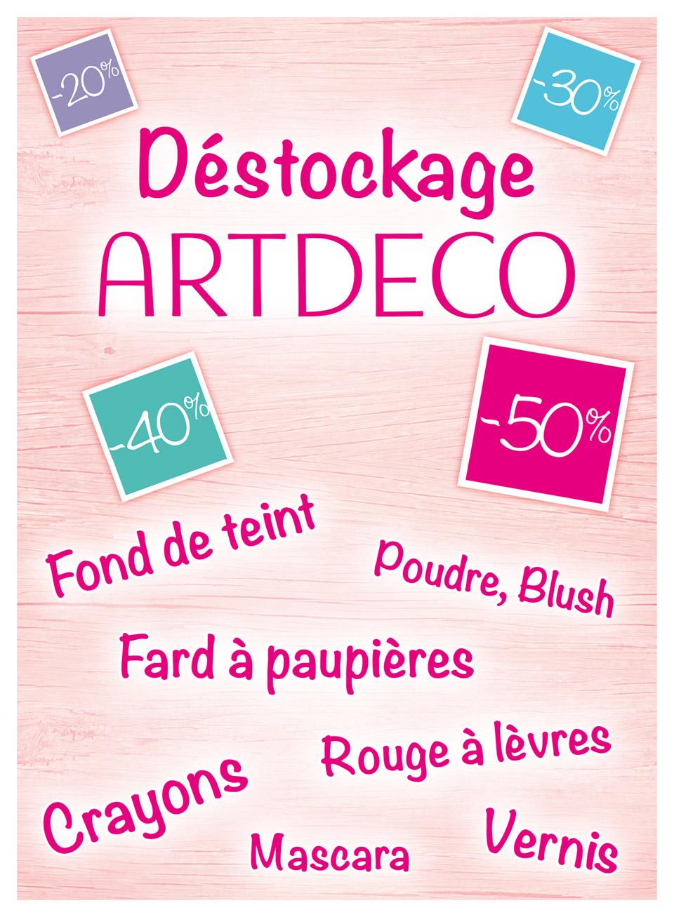 Desotckage ARTDECO
